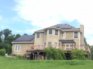 Micro Inverter Solar Array Millerton NY